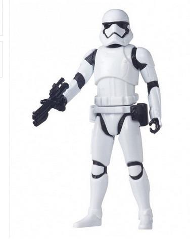 figura star wars the force awaken stormtrooper de 15 cm