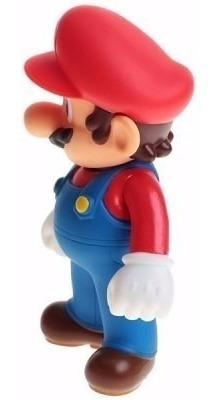 figura super mario bros 20cm cole nintendo juguete 1326b