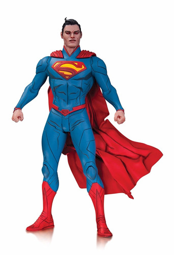 figura superman dc collecionable  dc comics  6  (15,3 cm)
