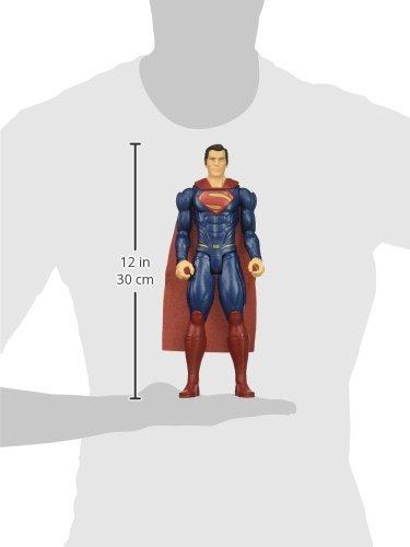 figura superman - la liga de la justicia - mattel