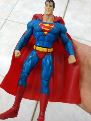 figura superman muñeco  buen estado