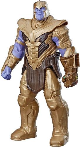 figura thanos avengers endgame titan hero hasbro marvel