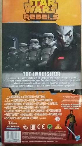 figura the inqusitor stars wars rebels