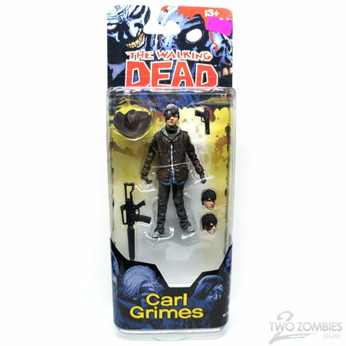 figura the walking dead carl grimes mcfarlane | original