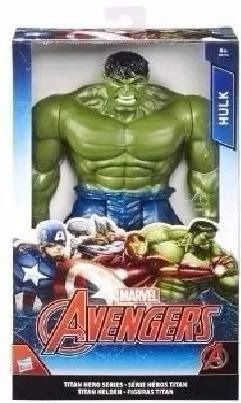 figura titan hulk 30 cm marvel avengers e0571