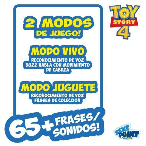 figura toy story 4 buzz lightyear accion caida por voz 2966