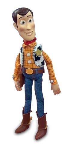 figura toy story 4 woody accion de caida por voz 2967