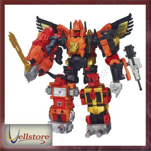 figura transformers platinum edition predaking exclusive