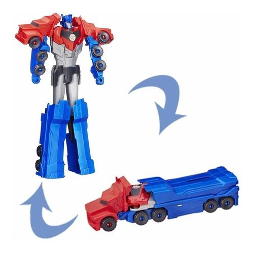 figura transformers titan b2238 optimus prime 3 pasos