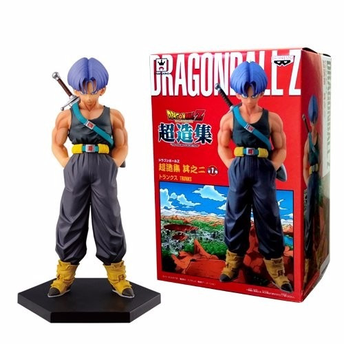 figura trunks - dragon ball z