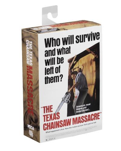 figura ultimate leatherface texas chainsaw massacre 7  neca