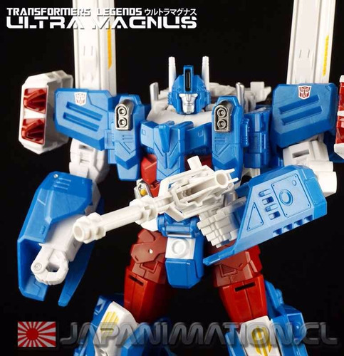figura ultra magnus lg 14 transformers legends takara tomy o