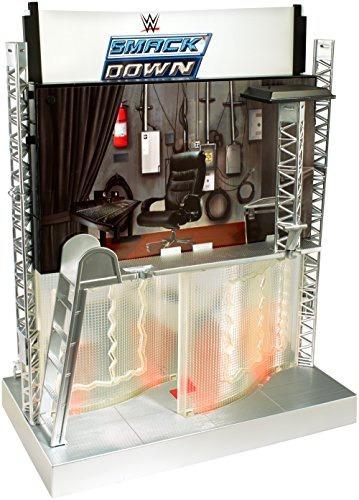 figura wwe electronic ultimate entrance stage playset