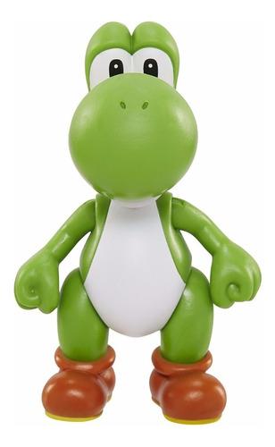 figura yoshi 20cm coleccionable nintendo muñeco juguete