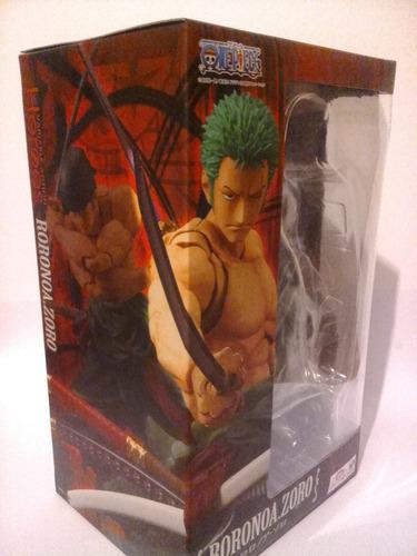 figura zoro megahouse one piece original manga anime