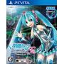 Ps Vita Hatsune Miku -project Diva- F 2nd (w/ Bonus) (abp)