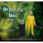 Figura Accion Breaking Bad Walter White Mezco Hazmat Suit 6