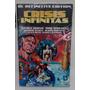 Comic Crisis Infinitas Dc Definitive Edition Dc Comics El Di