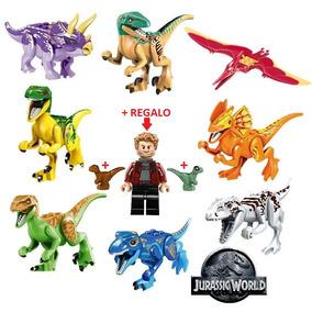 Paquete World Jurassic Lego Compatible Regalos Dinosaurios Y J3Tl1KcF