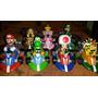 Super Mario Bros Cars Set X 7 De Coleccion A Friccion