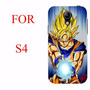 Case Goku Dbz Dragon Ball Z Para Samsung Galaxy S4