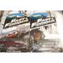 Hotwheels Rapidos Y Furiosos Fast Furiosus Autos Mattel X 8