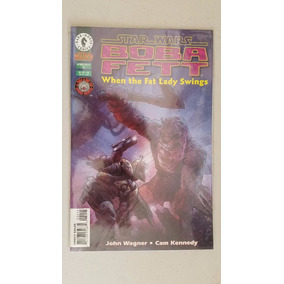 Dark Horse Comics Boba Fett When The Fat Lady Swings Nm