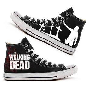 5b5afb55e Converse Walking Dead Edición Especial - Figuras de Acción en Mercado Libre  México