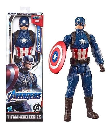 figuras avengers titan hero series 30cm hasbro marvel orig