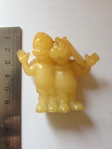 figuras chocapic de nestle, colección - original - 4 figuras