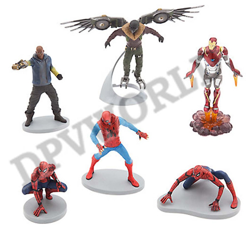 figuras coleccionables marvel - star wars originales