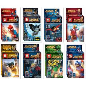 Figuras Compatible Con Lego