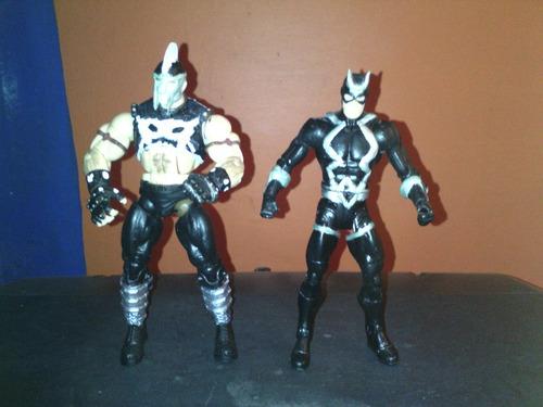 figuras custom marvel