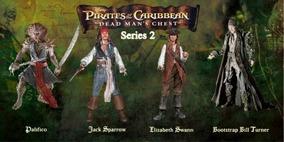 Figuras De Acción De Pirates Of The Caribbean 2 / Dead Mans