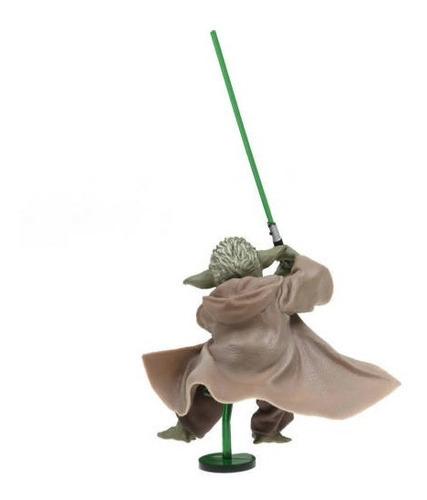 figuras de acción de pvc premium de sable de luz de star war