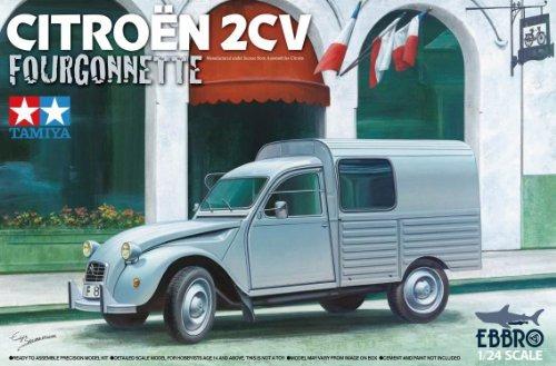 figuras de acción,citroen 2cv fourgonnette (modelo de pl..