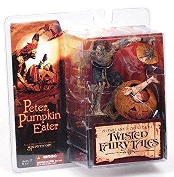 figuras de accióncoleccionable twisted fairy tales peter ..