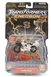 figuras de acción,juguete transformers energon arcee