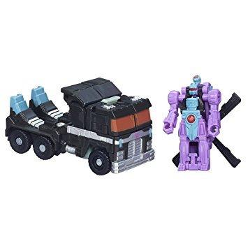 figuras de acción,juguete transformers generaciones leye..