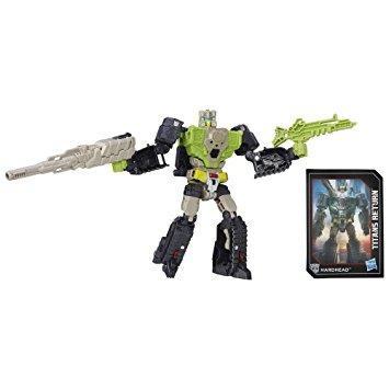 figuras de acción,juguete transformers generaciones tita..