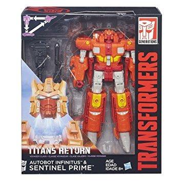 figuras de acciónjuguete transformers generaciones titane..