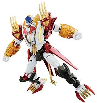 figuras de acción,juguete transformers prime am-28 leo p..