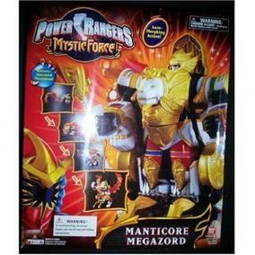 Fuerza De Acción Manticore power Rangers Figuras Mística deWBoCxr