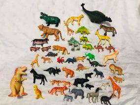 6b81b6d17013 Figuras De Anilames Salvajes Y Dinosaurios Realista Maqueta