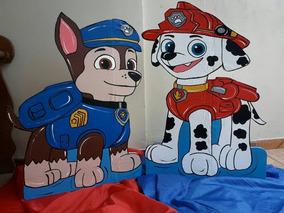Figuras De Anime Decoracion Fiesta Infantil Paw Patrol