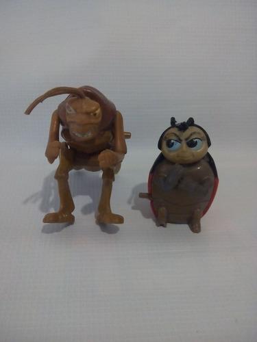 figuras de bichos 2 personajes