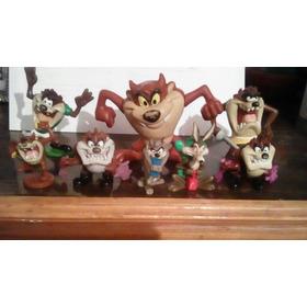Figuras De Colección Looney Tunes Demonio De Tazmania