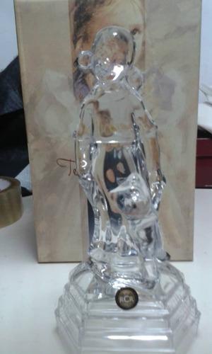 figuras de cristal importadas made italia