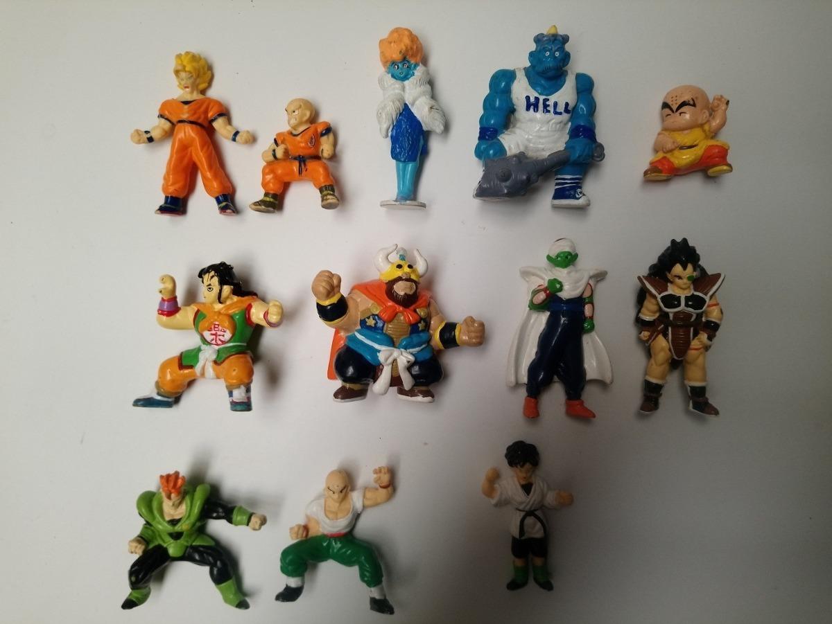 Figuras De Dragon Ball De Juegosa Y Navarrete  100 C u