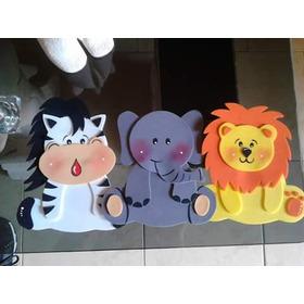 Figuras De Foami Animalitos